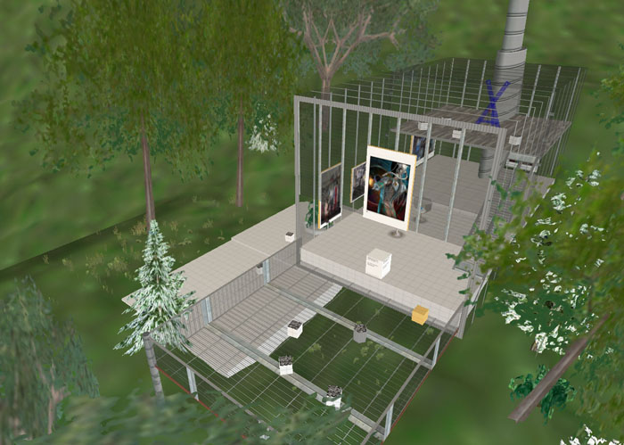NooChronique Second Life