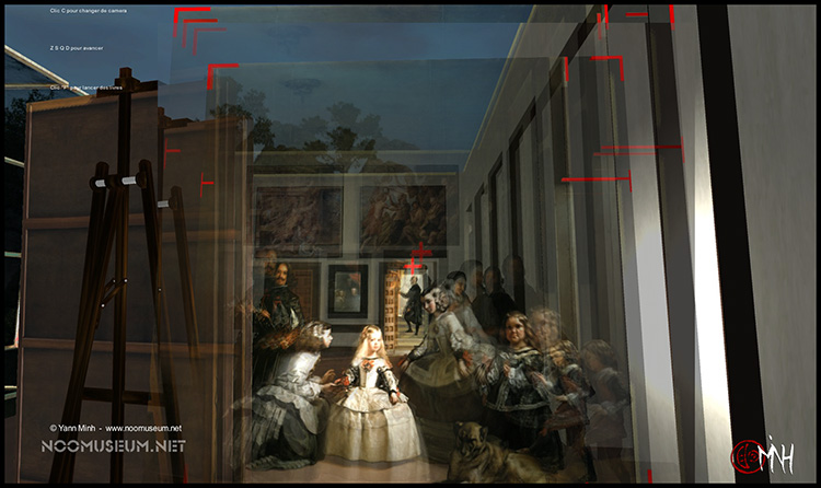 Velasquez Virtual Gallery