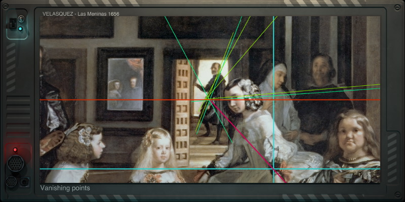 an analysis of the painting las meninas by diego velazquez Las menias diego de silva y velazquez (why he placed himself in the painting) a formal analysis of las meninas by diego de silva y velázquez would.